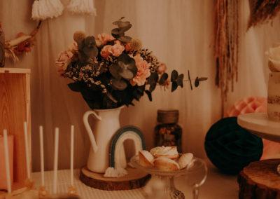 Baby shower- Bouquet de mariée - Made Organisation- wedding & event planner
