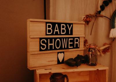 Baby shower-Fleurs et décoration- Made Organisation- wedding & event planner