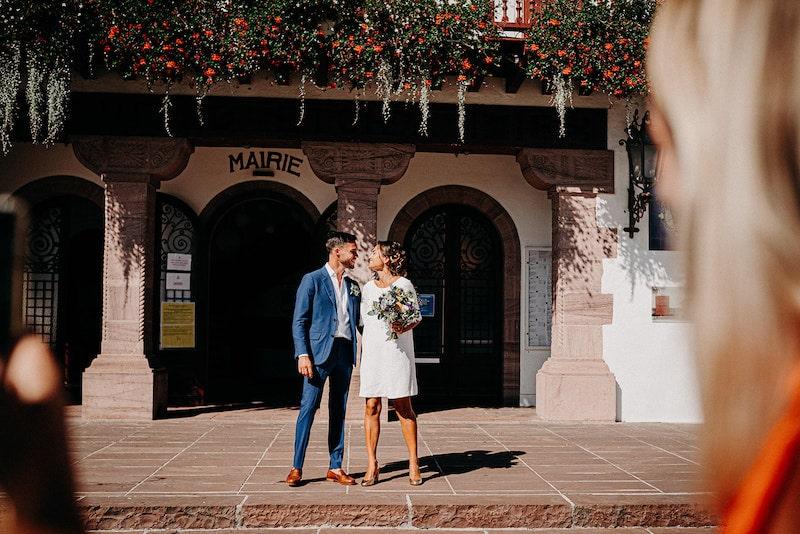 Mariage entre le Pays-Basque & la Gironde – Emma & Nicolas