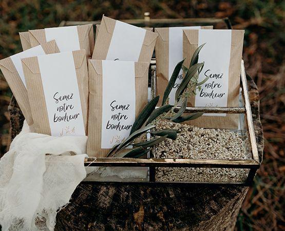 Cadeaux graines à semer-madeorganisation-weddingplanner-min